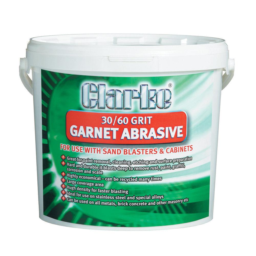 Clarke GP22 Garnet Abrasive - Machine Mart - Machine Mart