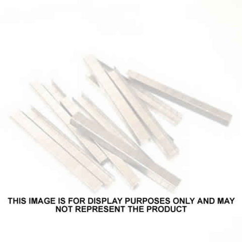 "Image of Clarke 6mm ""F"" Type Narrow Crown Staples Pk5000"