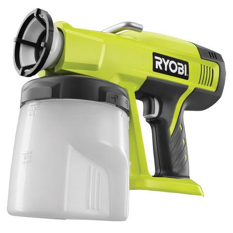 Image of Ryobi One+ Ryobi One+ P620 Plus 18V Speed Paint Sprayer (Bare Unit)