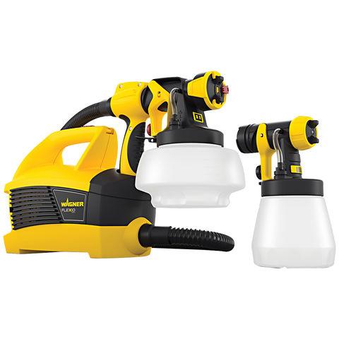 Wagner W 690 Flexio Paint Sprayer 230v Machine Mart