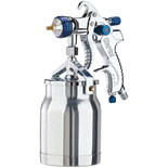 Clarke AP17 Professional HVLP Spray Gun With 1.7mm Nozzle