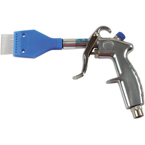 Image of Laser Laser 7465 Air Knife Blow Gun with Brush