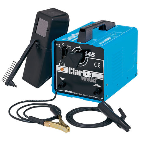 Image of Clarke Clarke 145ND Dual Voltage ARC Welder