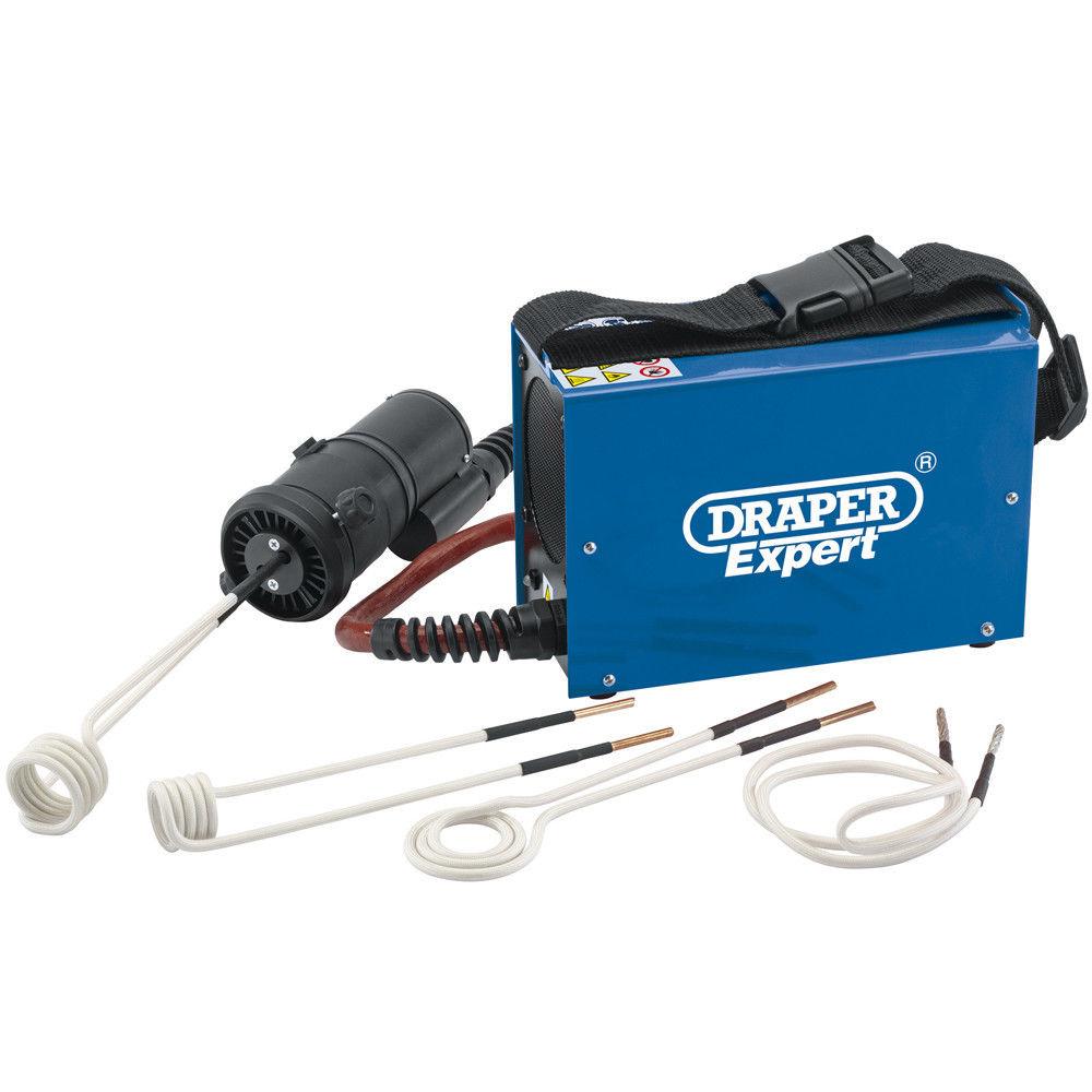 Induction Heating Machine Mart Diy Heater Circuit Simple Draper Expert Iht 15 Tool Kit