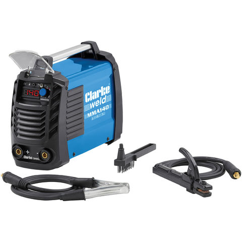 Image of Clarke Clarke MMA140 ARC/MMA Inverter Welder (230V)
