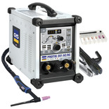 GYS ProTIG 201 AC/DC TIG Welding Machine with Torch & Accessories