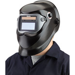 Clarke GWH4 Black Arc Activated Solar Powered Grinding/Welding Headshield
