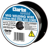 Clarke Flux Cored Welding Wire 0.9mm 0.45kg