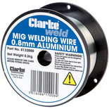 Clarke Aluminium Welding Wire 0.8mm 0.3kg