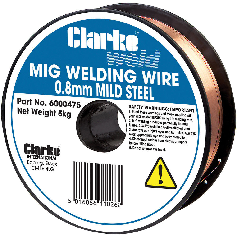 MIG & TIG Welding Wires - Machine Mart