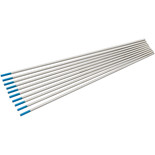 Clarke 2.4mm Sky Blue Tungsten Welding Electrodes