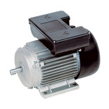 ½hp Single Phase 4-Pole Motor