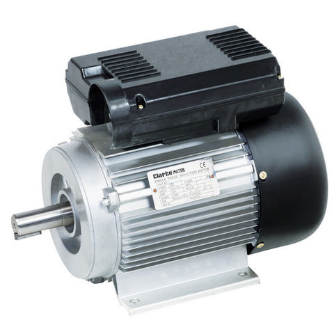 3hp single phase 2 pole motor machine mart machine mart for Add electric motor to drive shaft