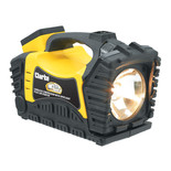 Clarke CSS-1 Cordless Compressor with Spotlight & Car Starter