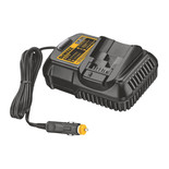 DeWalt DCB119 In Car Charger for 10.8V, 14.4V and 18V XR batteries