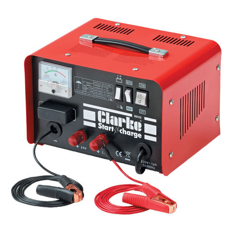Image of Clarke Clarke BC125 Battery Starter/Charger