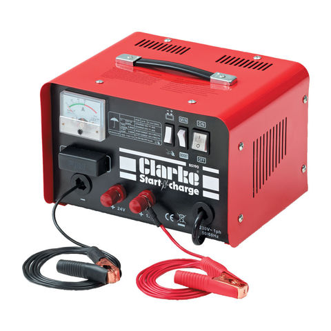 Image of Clarke Clarke BC190 Battery Starter/Charger