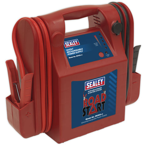 Image of Sealey Sealey RS103 12V RoadStart® Emergency Jump Starter