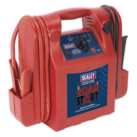 Image of Sealey Sealey RS105 12V/24V RoadStart® Emergency Jump Starter 3200/1600A