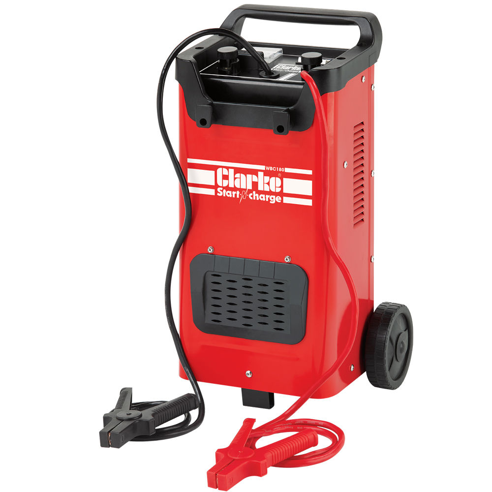 Clarke Clarke HFBC12 12V High Frequency Battery Charger 6267000 6Amp