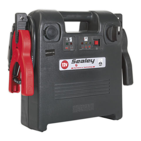 Image of Sealey Sealey PBI1812S 12V RoadStart® Emergency Jump Starter DEKRA Approved