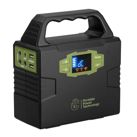 Image of Machine Mart Portable Power Technology Li Po Powerpack 100+