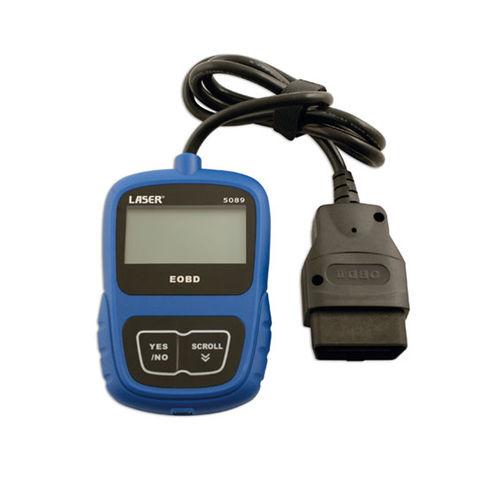 Image of Laser Laser 5089 EOBD11/EOBD Code Reader/Reset Tool