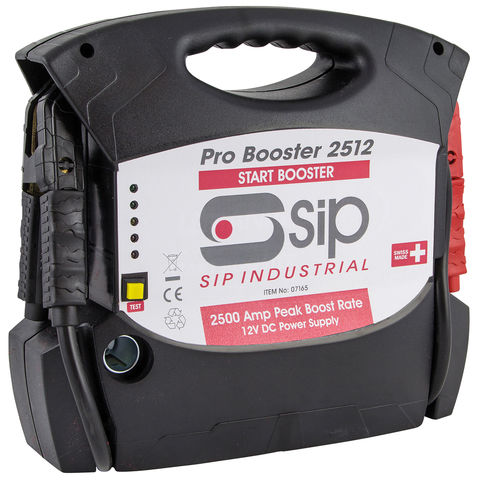 Image of SIP SIP 12V 2512 Professional Battery Booster