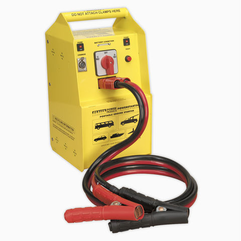 Image of Sealey Sealey PowerStart Emergency Jump Starter 500hp Start 12/24V