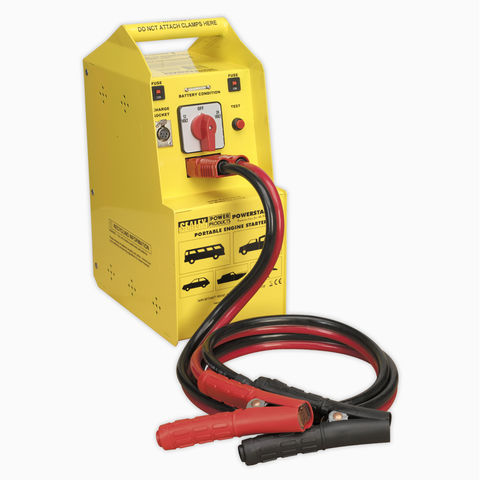 Image of Sealey Sealey PowerStart900 Emergency Jump Starter 12/24V