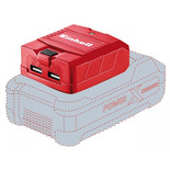 Einhell Power-X-Change TE-CP 18 Li USB - Solo USB Power Bank