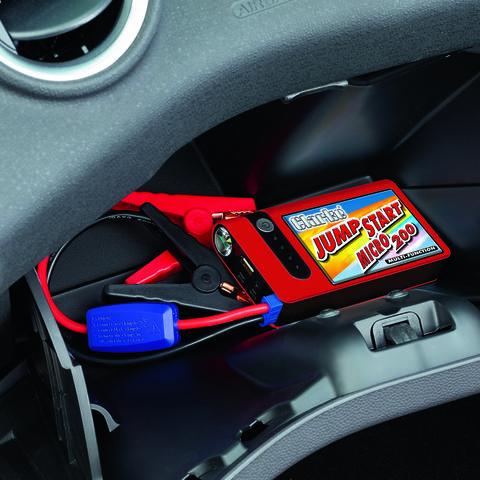 Clarke JSM200 Multifunction Micro Jumpstart/Portable ...