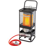 Clarke GRH125 Portable Radiant Gas Heater