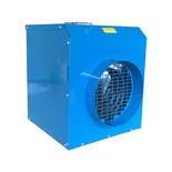 Broughton FF3 3kW Electric Fan Heater (110V)