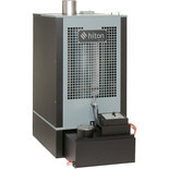Hiton HP145 - 143,000 BTU (42kW) Waste Oil Heater w/ Flue Kit
