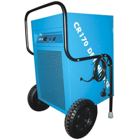 Image of Broughton Broughton CR170 170L Industrial Dehumidifier Dual Voltage (230V/110V)