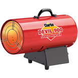 Clarke Devil 900 Propane Fired Space Heater