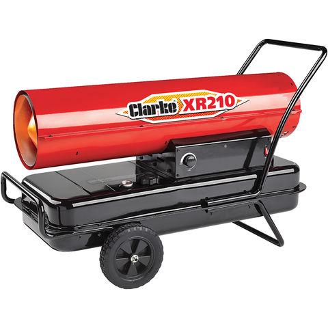 Image of Clarke Clarke XR210 Diesel/Paraffin Fired Space Heater