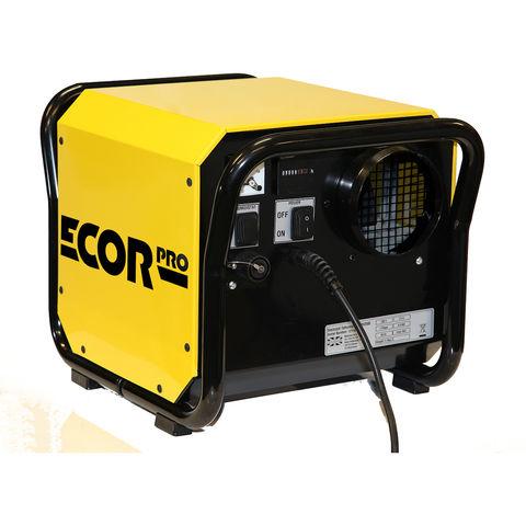 Image of Ecor Pro Ecor Pro DH2500 34L 900W Desiccant Building Dryer Dehumidifier (230V)