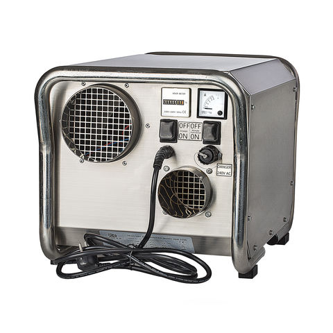 Image of Ecor Pro Ecor Pro DH3500-INOX 45L 1500W Desiccant Building Dryer Dehumidifier (230V)