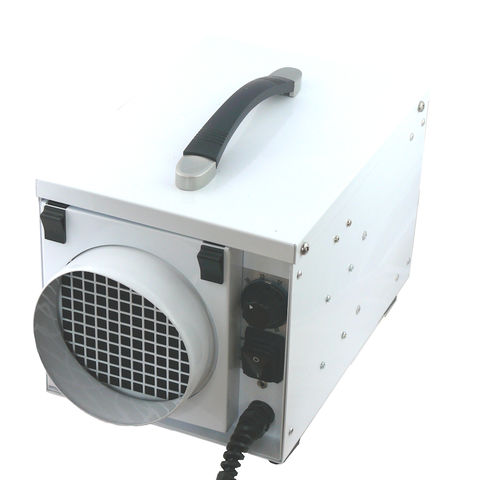 Image of Ecor Pro Ecor Pro DryFan 12 DH1211 12 Litre 500W Desiccant Dehumidifier (110V)