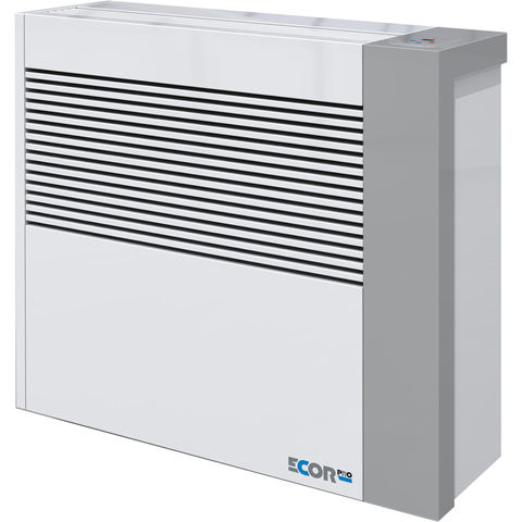 Image of Ecor Pro Ecor Pro D1100 1650W 91L Wall Mount Rotary Compressor Dehumidifier (230V)