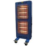 Broughton RG908 9kW Infra Red Electric Heater (400V)