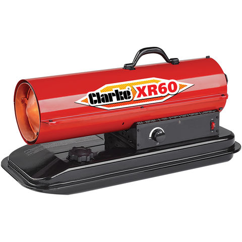 Image of Clarke Clarke XR60 14.7kW Paraffin/Diesel Industrial Space Heater