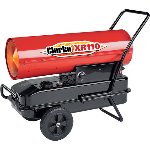 Image of Clarke Clarke XR110 29.3kW Paraffin/Diesel Space Heater