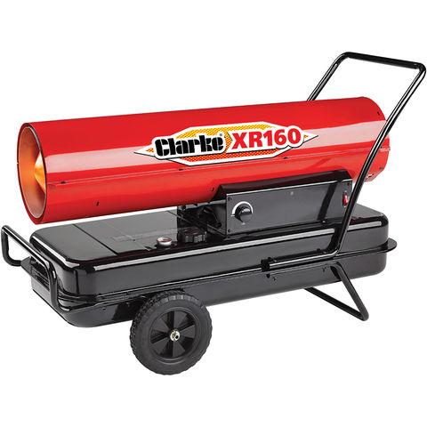 Image of Clarke Clarke XR160 46.9kW Paraffin/Diesel Space Heater