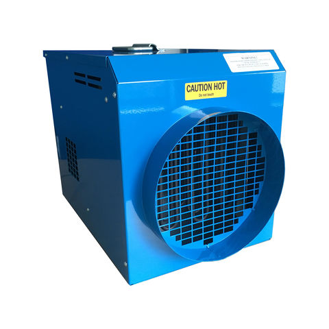 Image of Broughton Broughton FF13 9kW Electric Fan Heater with 250mm spigot (400V)