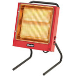 Clarke Devil 350 2.4kW Ceramic Heater (230V)
