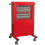 Sealey IRC153 1.5/3kW Infrared Cabinet Heater (230V)