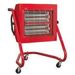 Sealey IRS153 1.5/3kW Infrared Halogen Heater (230V)